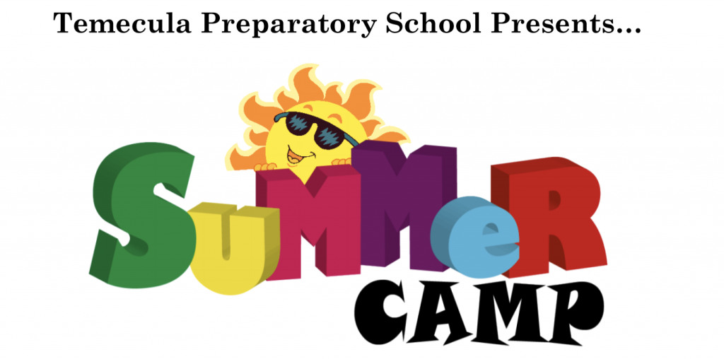 2019 Summer Camp Graphic